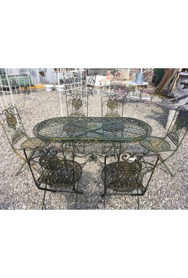 salon table + 6 chaises