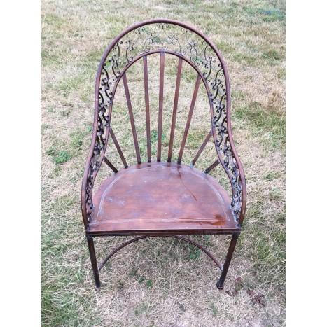 fauteuil fer